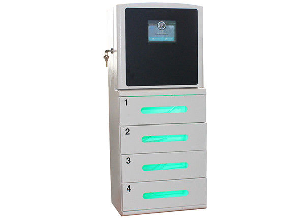 Password / Fingerprint Electronic Charging Station for Mobile Phone / iPads 100 - 240V Voltage